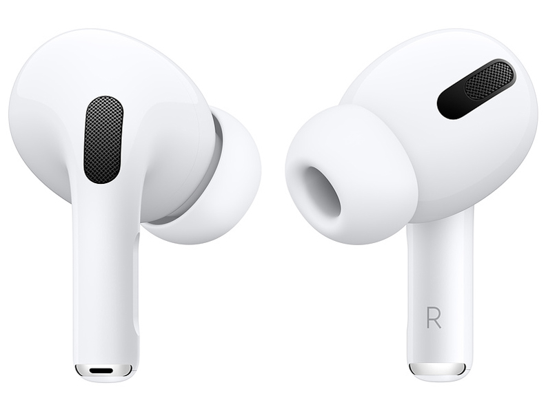 AirPods Pro MWP22J/Aのロゴ